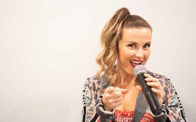 Daily Pop News – Interview with Tara Simon